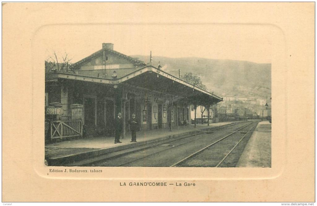 LaGrandCombe_Gare_Delcampe