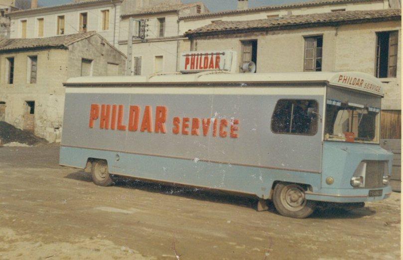 CamionPapé