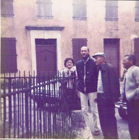 Le Pompidou (48), 1985 - Source : photos de famille
