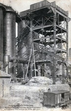 ConstructionHautFourneau